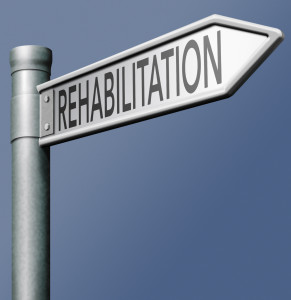 rehabilitation for drug alcohol or gambling addiction abuse crea